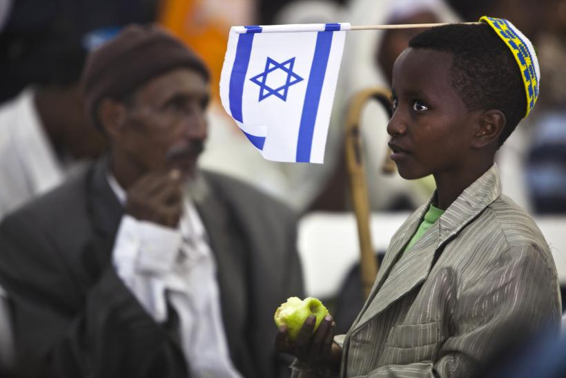 ethiopian immigrant to Israel