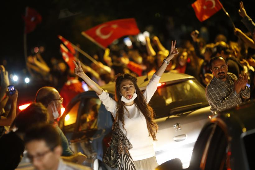 Turkey Protests 4June2013