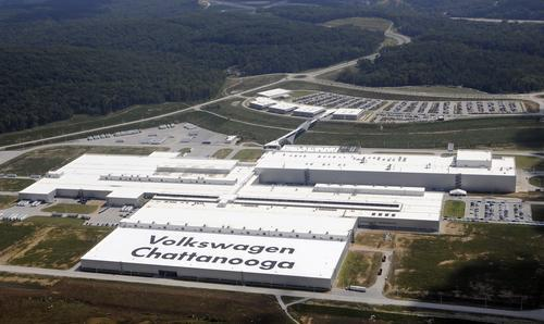 VW Chattanooga Assembly Plant