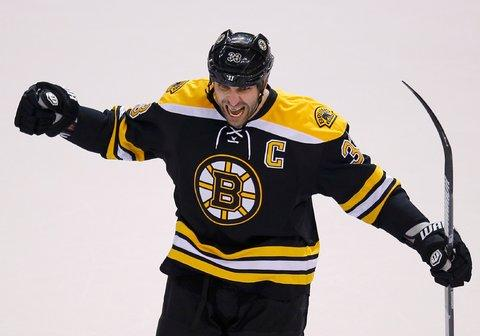 Zdeno Chara Boston Bruins