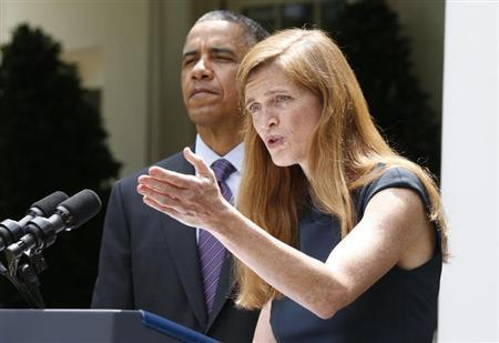 Samantha Power Is America's New UN Ambassador
