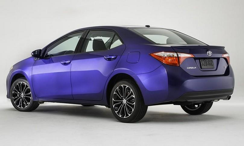 What The 2014 Toyota Corolla Should Look Like; Compare The Corolla
