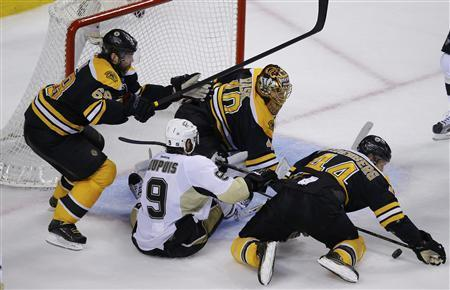 Bruins Book Stanley Cup Spot After Pens Sweep