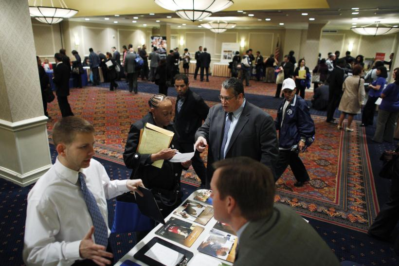 Job Fair July 2012