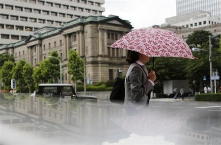 BoJ Keeps Rates Unchanged, Revises Outlook