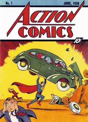 Action Comics No.1, Found In Walls Of Home, Sells For $175,000