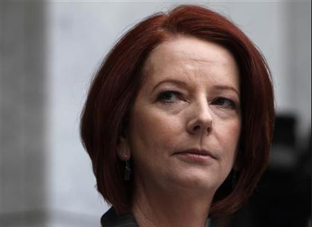 Australian Radio Host Fired For Suggesting Gillard's Hairdresser Boyfriend Is Gay