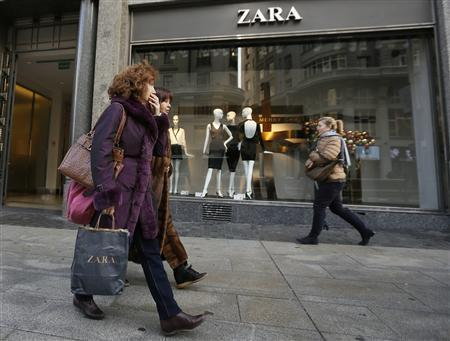 World's Biggest Fashion Retailer Inditex Zara 1Q Profit Up 1.4%, Weakest In Years
