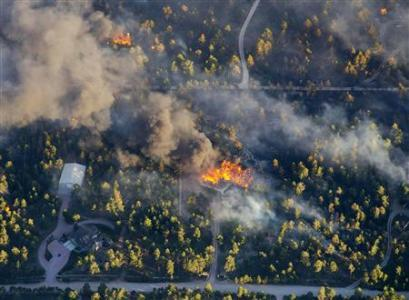 Black Forest Fire Becomes Most Destructive Wildfire In Colo. History