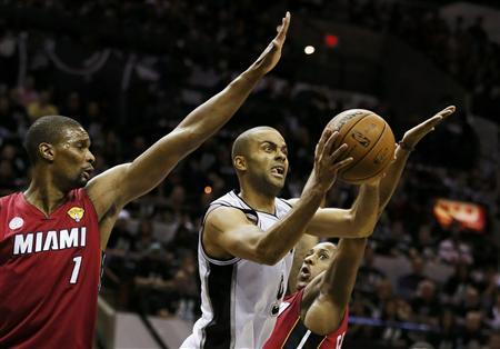 Spurs Look To Take Commanding NBA Finals Lead