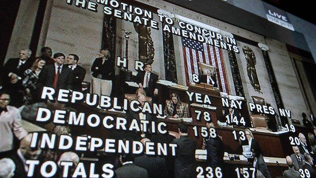 796135-us-house-of-the-representatives-voting-for-the-tax-relief-extension-act