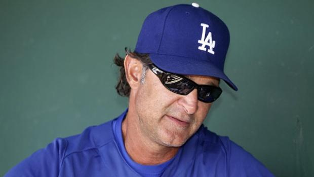 Don Mattingly LA Dodgers