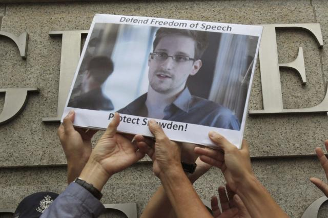Edward Snowden Supporters