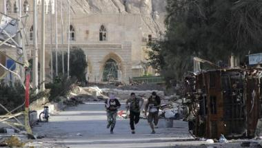 Syria: Risk Of Arming Rebels Depends On Weapons Type