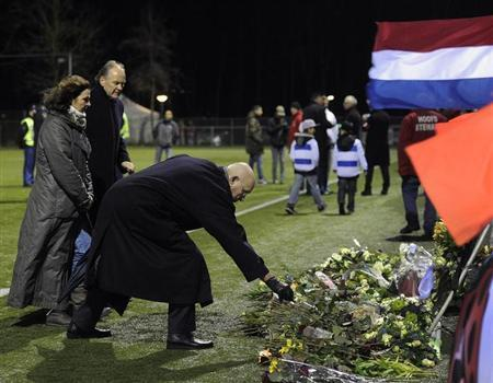 Dutch Teen Footballers Jailed For Kicking Linesman To Death