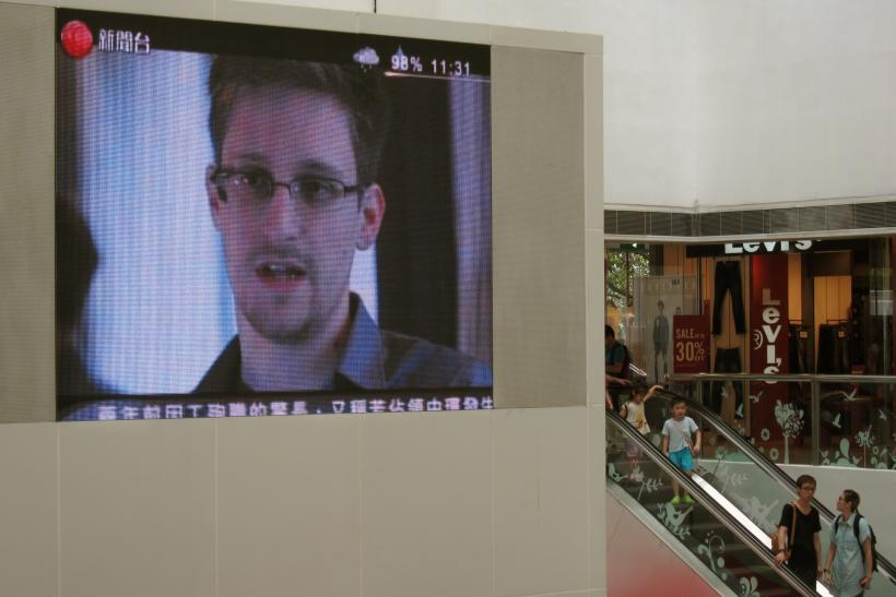 Edward Snowden NSA 16 June 2013