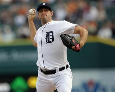 Max Scherzer Improves To 10-0 As Tigers Maul Orioles