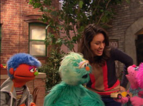 New 'Sesame Street' Character Has Incarcerated Dad