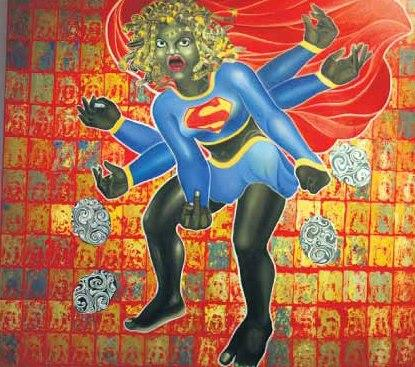 Superman As Hindu God? Another East-West Culture Clash