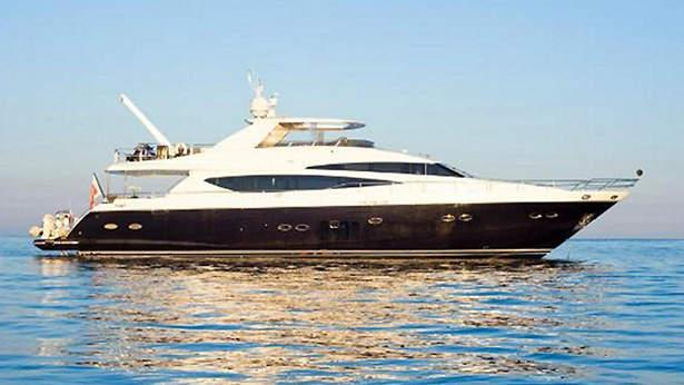 Princess 95m Luxury Yacht