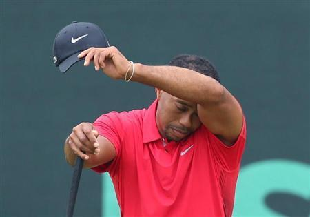 Woods Out Of Action Until British Open Due To Elbow Strain