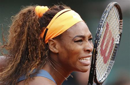 Serena Williams Has Mental Edge Over Wimbledon Competitors