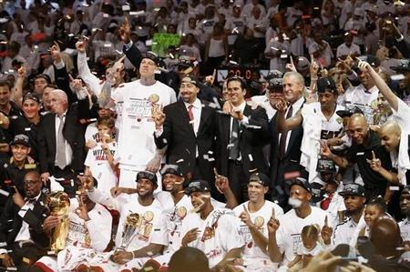 Heat Face Obstacles For 3-Peat In 2014