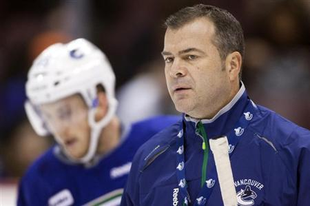 Rangers Hire 'Perfect Fit' Vigneault As Head Coach