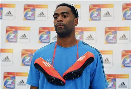 Tyson Gay Runs Year's Fastest 200 Meter To Set Up Bolt Showdown