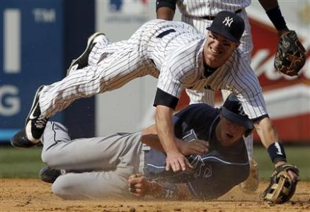 Yankees Earn Wild Win Over Rays