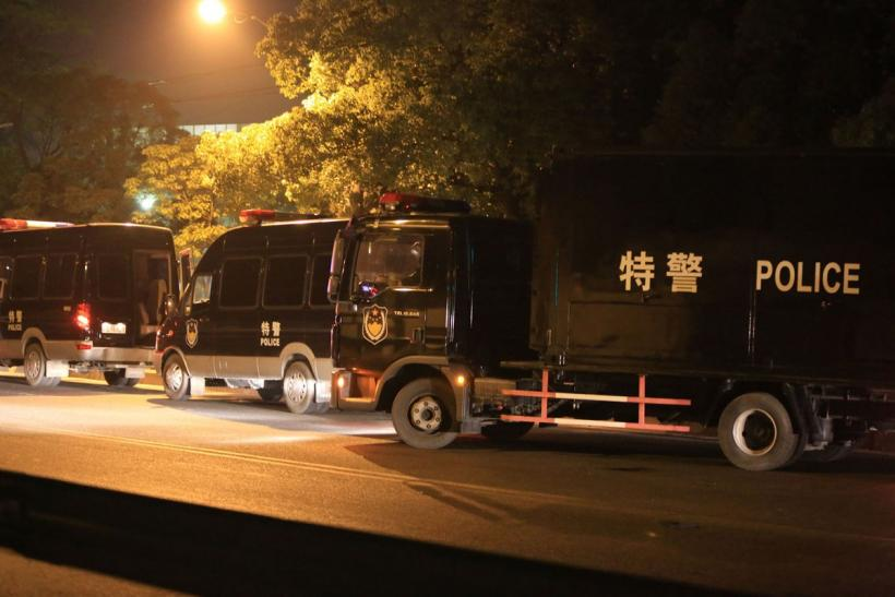 Baoshan Shanghai Shooting Spree