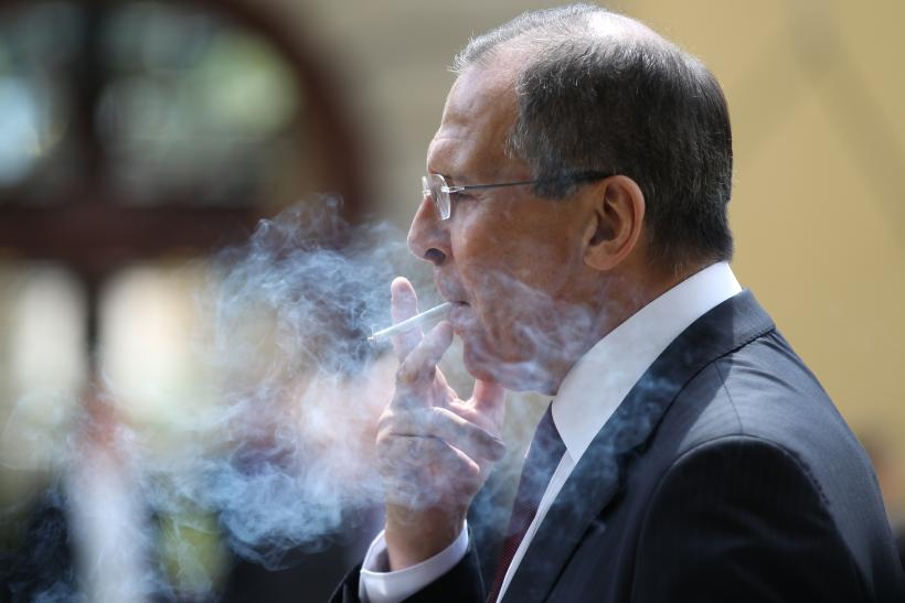 Lavrov lights up another