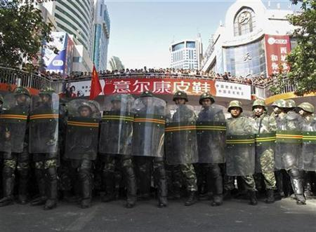2009 Xinjiang China Riots