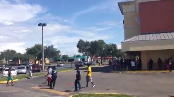 Lauderhill Mall Fight