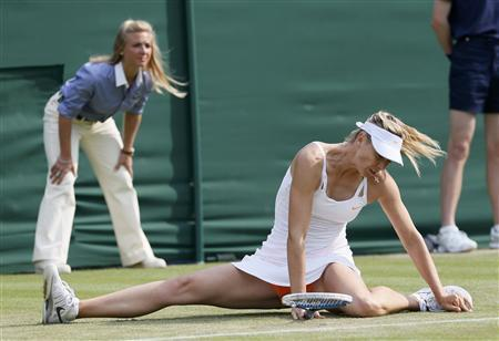 Maria Sharapova Upset In 2nd Round