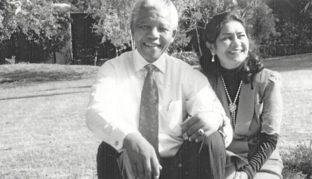 Mandela and Amina