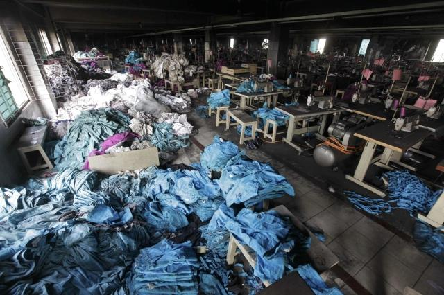Bangladesh garment factory