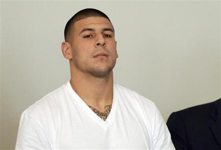 Market Heats Up For Jerseys Of Ex-NFL Star Aaron Hernandez