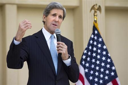 US Bugging - Kerry Says Every Country Undertakes Lots Of 'Activities'