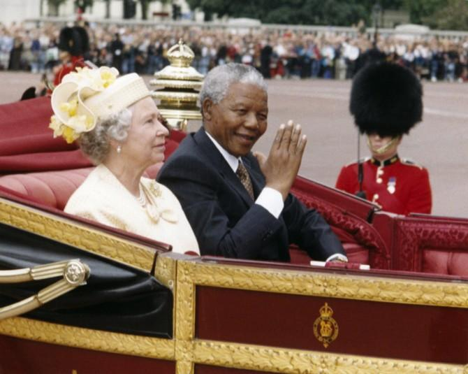 Mandela and Queen