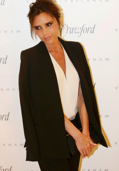 Victoria Beckham On Being A Working Mom: 'I Feel Guilty'