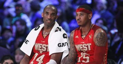 Lakers Could Go After Melo In 2014