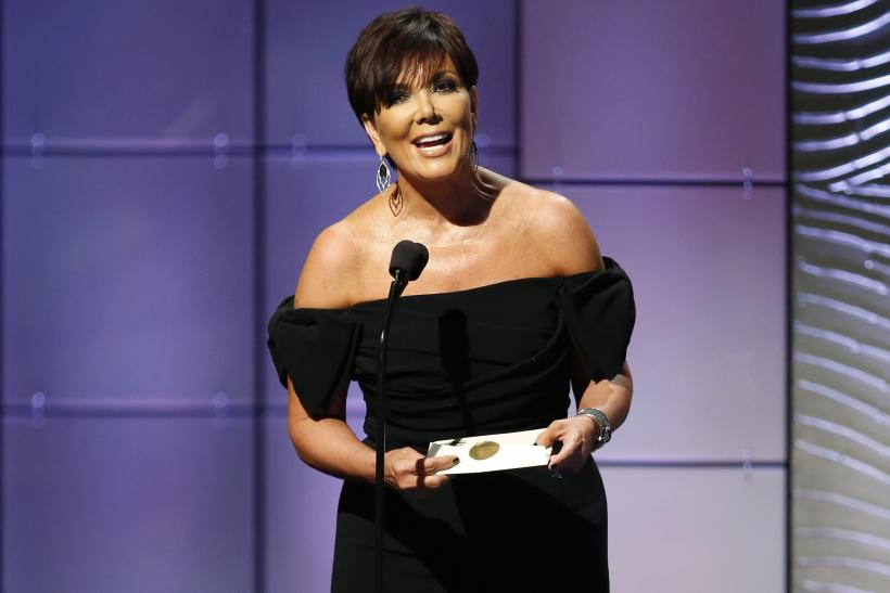 kris jenner kim kardashian kanye west wedding