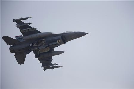 US To Send F-16 Fighter Jets To Egypt's Military