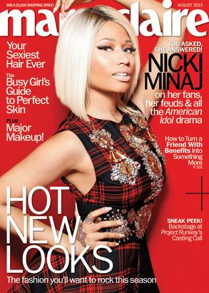 Nicki Minaj Pregnant With Lil Wayne's Fifth Child?
