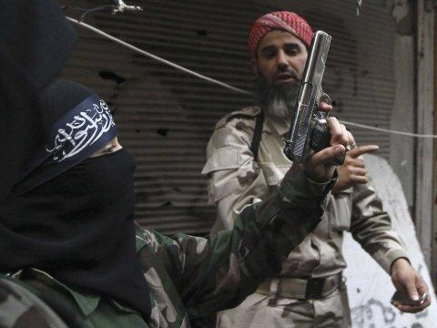Syria Civil War: Islamist Rebels Murder Commander Of Moderate Rebels