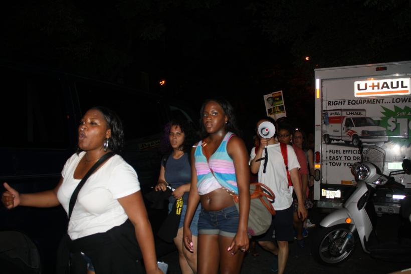 Trayvon March