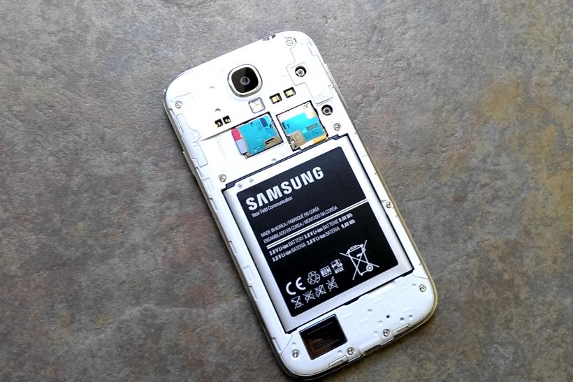 storage of your Samsung Galaxy S4 to a micro SD card. Gotta Be Mobile