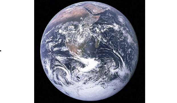 Earth from Apollo 17 NASA photo 3