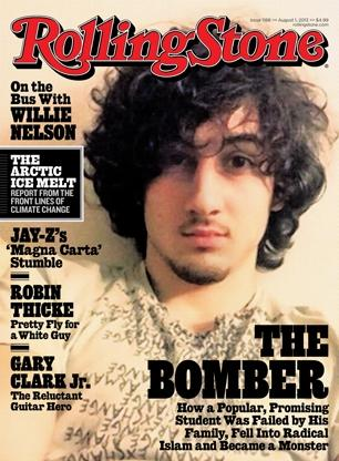 Rolling Stone Sparks Outrage After Alleged Boston Bomber Dzhokhar Tsarnaev Is Featured On Cover
